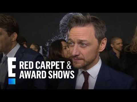 James McAvoy Plays 23 Characters in