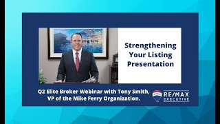 Strengthening Your Listing Presentation screenshot 5