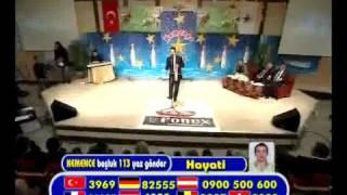 Gambar cover KEMENÇE STAR YARIŞMASI  HAYATİ  113