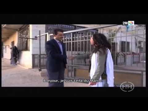 Voyages avec Leila Ghandi : Palestine
