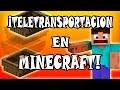 �TRUCO Como Hacer Un Teletransportador! TU31 (SIN MODS) | Minecraft (Xbox360/One/Ps3/Ps4/Psvita/Pc)