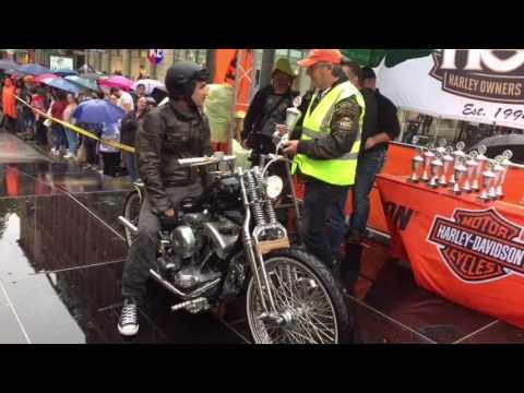 Hamburg Harley Days Ride-In Bike Show 2016 in der Mönkebergstrasse