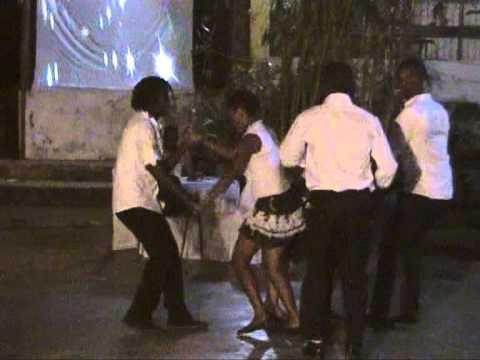 casino (salsa dance from mozambique) Felix Eduardo e Cadbury