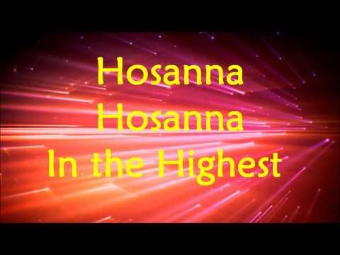 Bishop Paul S. Morton Sr. - Hosanna In The Highest - Lyrics
