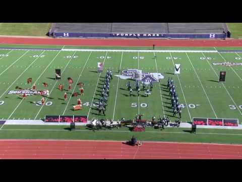 2017 Redwater High School Band - Area C Marching Contest