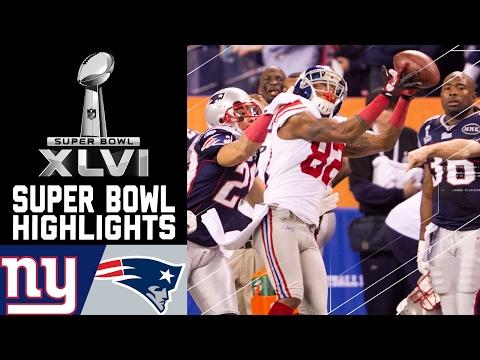 Super Bowl XLVI Recap: Giants vs. Patriots | NFL