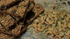 DIY Diabetic Energy Bars | Health Reset Meals