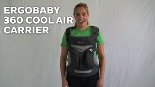 Ergobaby 360 Cool Air Carrier 2016 | ratings | comparisons | prices