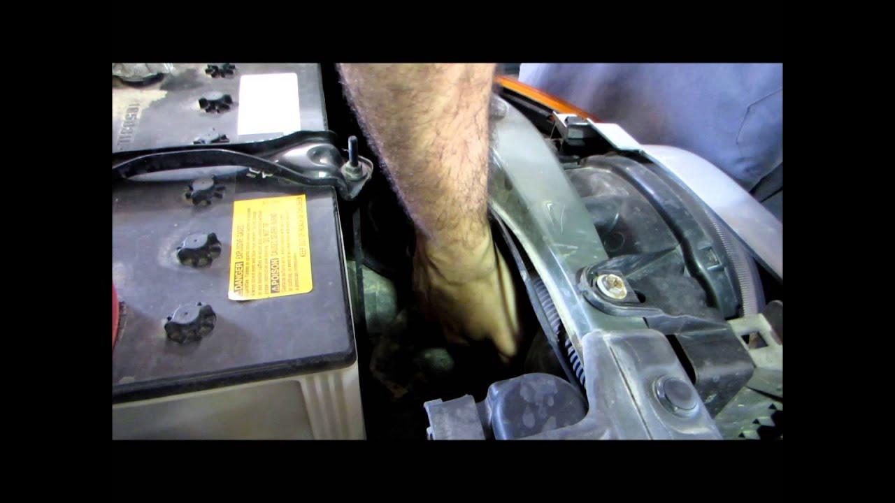Lake Charles Toyota >> How to Change a Toyota FJ Cruiser bulb - YouTube