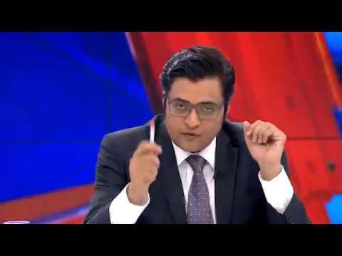 Karni Sena THREATENS Deepika Padukone   The Debate With Arnab Goswami