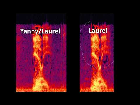 Yanny / Laurel - Removing High/Low Frequencies