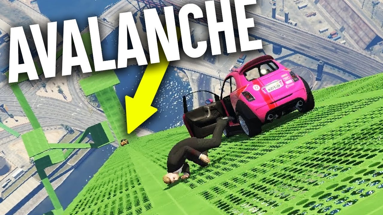 how to play avalanche on gta 5