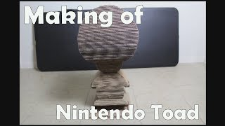 Making Abstract Art Nintendo Toad