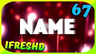 TOP 10 IFRESHD Intro Templates Sony Vegas Pro #67 + Free Download