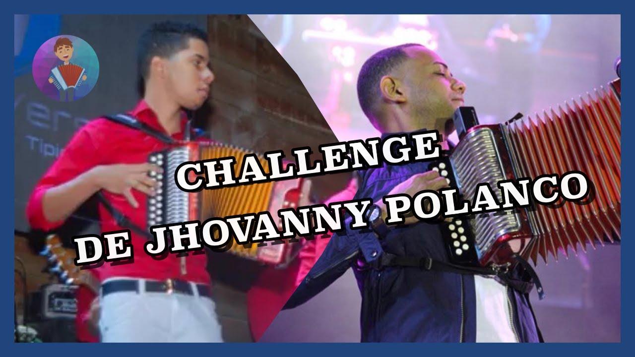 CrisRdzt Acordeon | El Eminente Cumpliendo el reto de Jhovany Polanco.