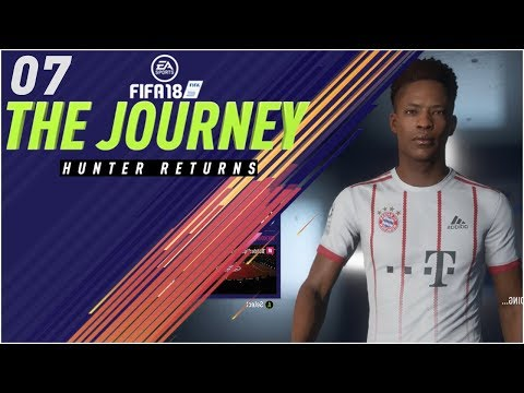 FIFA 18 The Journey Episode 7 - GERMAN ADVENTURE!!