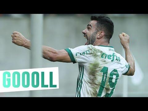 Gols - Sport 0 x 2 Palmeiras - Brasileirão 2017