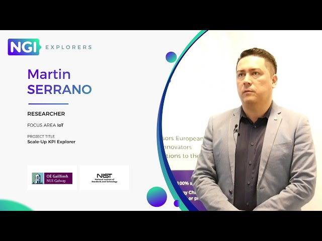 NGI Explorers First Expedition: meet the Explorers | Martin Serrano