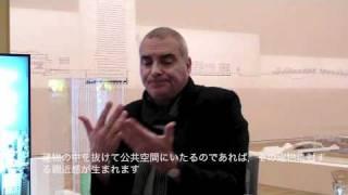 新建築2010年12月号 WEB連動企画 ドミニクペロー インタビュー