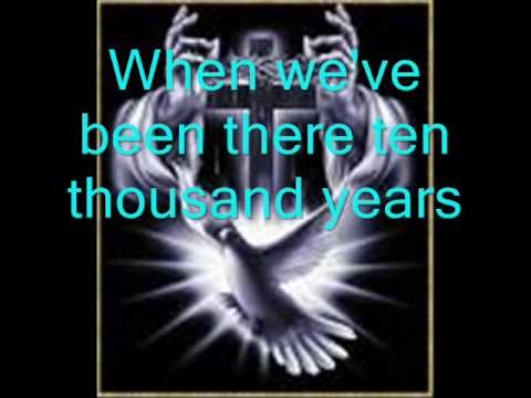 Amazing Grace(Lyrics)