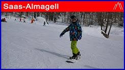 Skigebiet-Test Saas-Almagell 2018 Swiss Alpine 4K #3