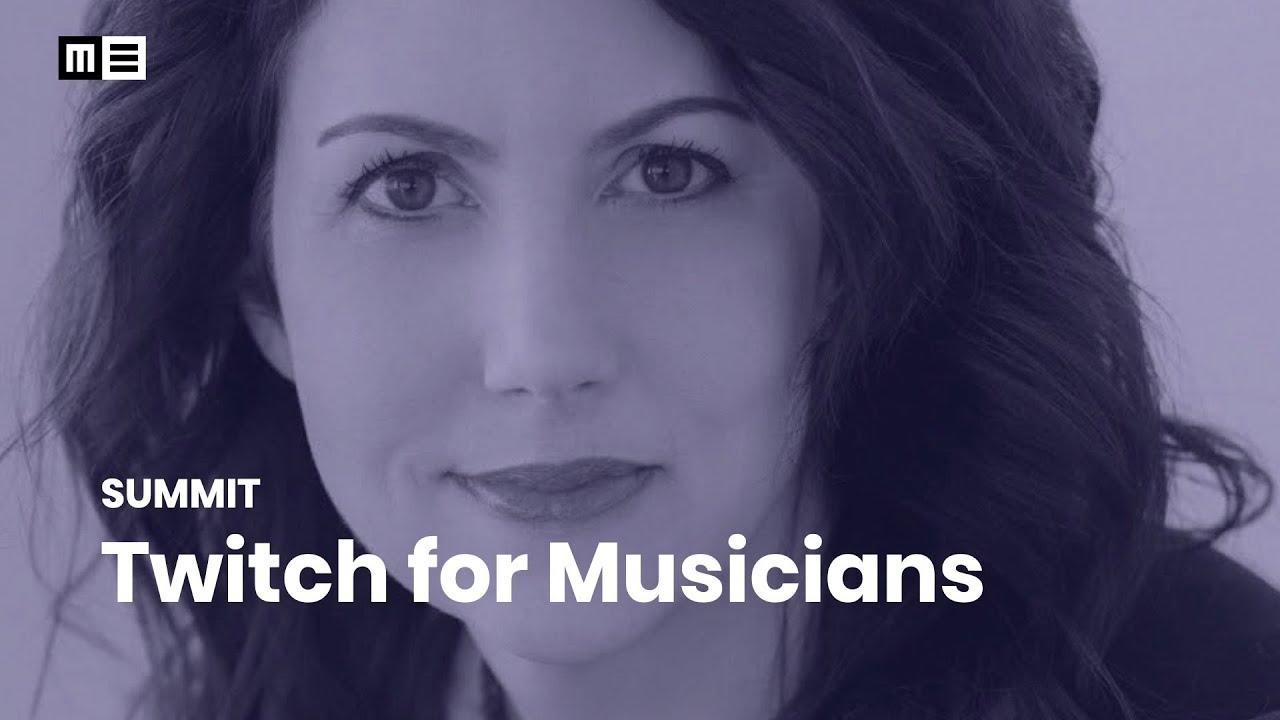 Twitch for Musicians with Karen Allen