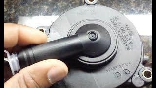 Mercedes Crank Case Ventilation Valve Replacement DIY