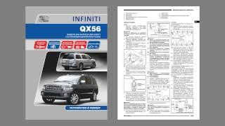 видео Ремонт и техническое обслуживание Инфинити КуИкс 4. Infiniti QX4