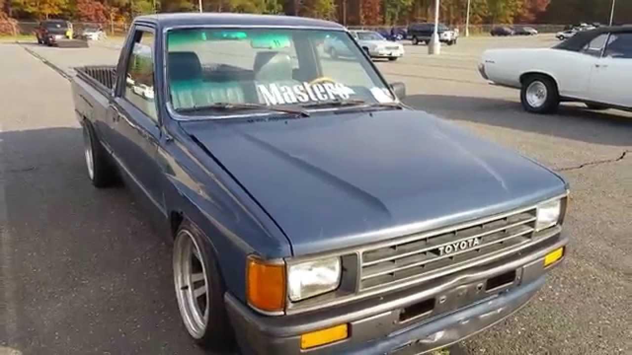 1988 Toyota Hilux Pickup Youtube