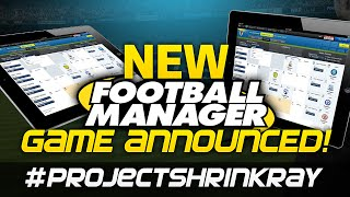 New Football Manager Game?! - Football Manager Classic 2015