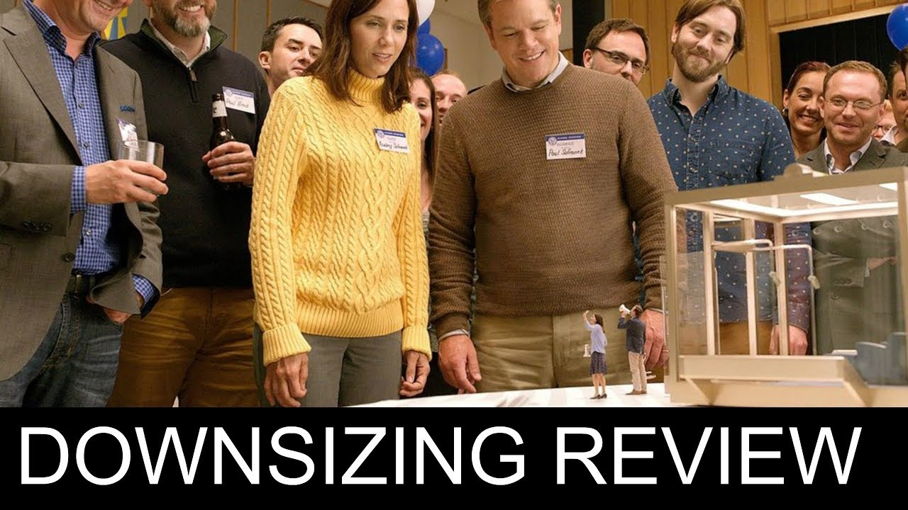 Download Downsizing Movie Review - Fantastic Fest 2017