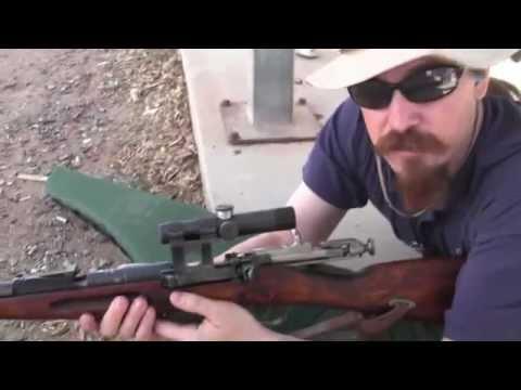 Mosin Nagant M91/30 PU Sniper
