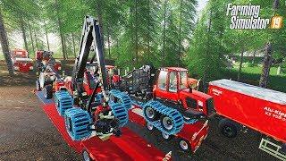 Leśna Wyprawa, Anonymous Zepsuł :(  ❗️ Wakacyjni Rolnicy ⭐️ Farming Simulator 19