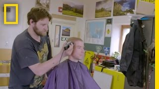 How Do You Get a Haircut in Antarctica?  Day in the Life of a Scientist | Continent 7  Antarctica