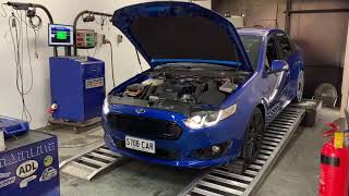 JETURBO:JD TUNING ADELAIDE  FGX XR6 SPRINT A6