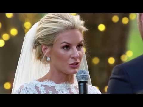 Morgan Stewart and Brendan Fitzpatrick Wedding Ceremony - Rich Kids of Beverly Hills