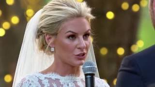 Morgan Stewart and Brendan Fitzpatrick Wedding Ceremony - Rich Kids of Beverly Hills