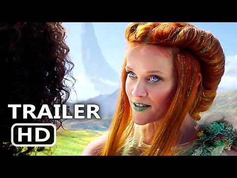 A Wrinkle In Time Official Trailer # 2 (2018) Chris Pine New Disney Movie HD
