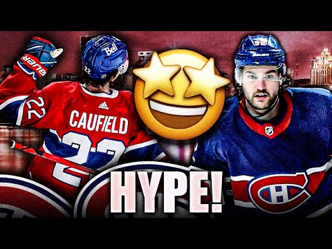 I'm Excited For Cole Caufield & Jonathan Drouin: Montreal Canadiens / Habs News & Rumours NHL 2021
