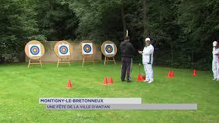 Montigny-le-Bretonneux : Une fête de la ville d'antan