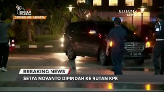 Video Setya Novanto Tiba di Rutan KPK download MP3, 3GP, MP4, WEBM, AVI, FLV Desember 2017