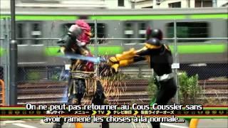 [Subarashi-Sub] Kamen Rider OOO Episode 40 Preview