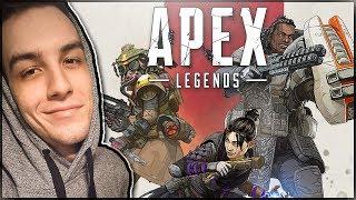 19 KILLI w NOWYM DARMOWYM BATTLE ROYALE! - Apex Legends