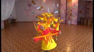 Танец 'Лучики'