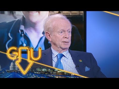 Former First Minister for Northern Ireland Lord Empey on Brexit, the Irish Border Issue and Economy