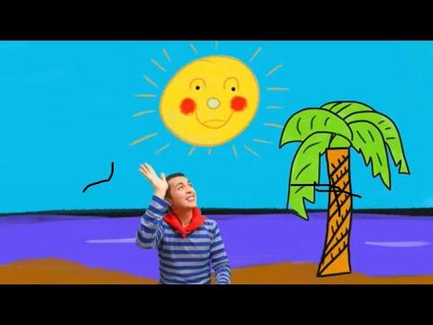 Rain Rain Go Away | Babies and Kids Channel | ESL Kinder  Preschool Songs