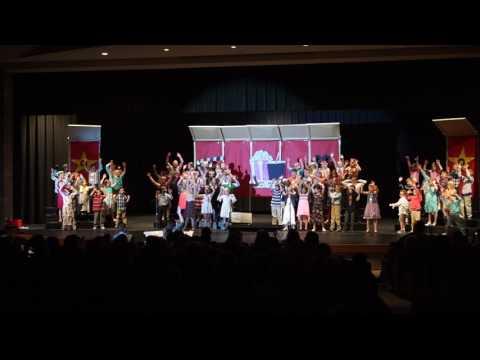 Ada-Borup 2nd & 3rd Grade Musical: Kid Flix