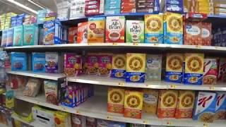February 2, 2020/58 Trucking Grocery Shopping at Walmart. Pryor, Oklahoma