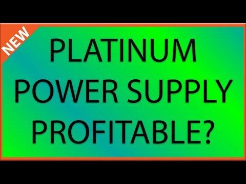 Is Titanium or Platinum power supply worth it?