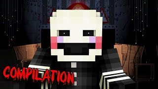 The SCARIEST Moments in Minecraft Compilation! (TRY NOT TO GET SCARED)